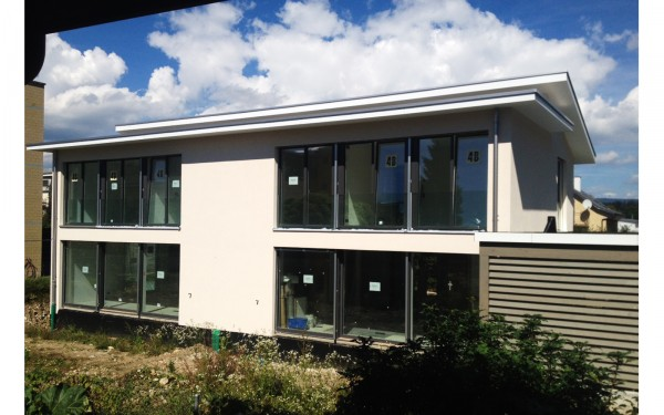 Baustart erfolgt - DEFH, Oberentfelden - CONSUS Immobilien GmbH - Luzern