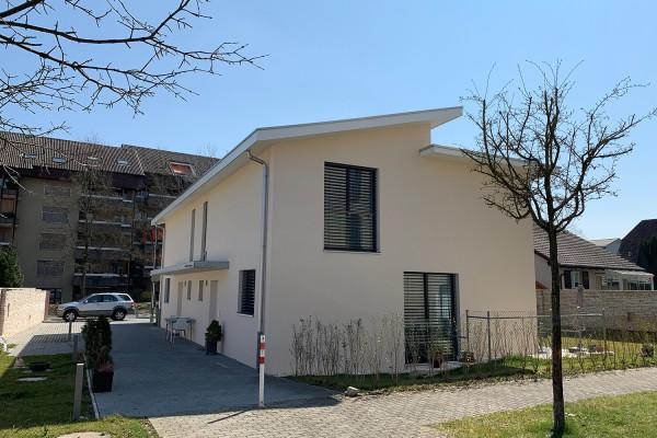 Bau erfolgreich abgeschlossen - DEFH, Oberentfelden - CONSUS Immobilien GmbH - Luzern