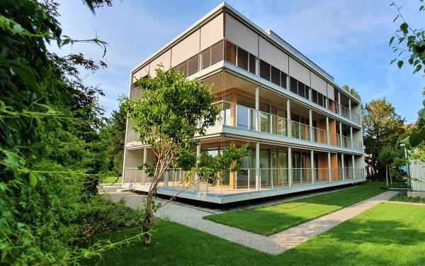Bau erfolgreich abgeschlossen - Reinach MFH Sonnenheim - CONSUS Immobilien GmbH - Luzern