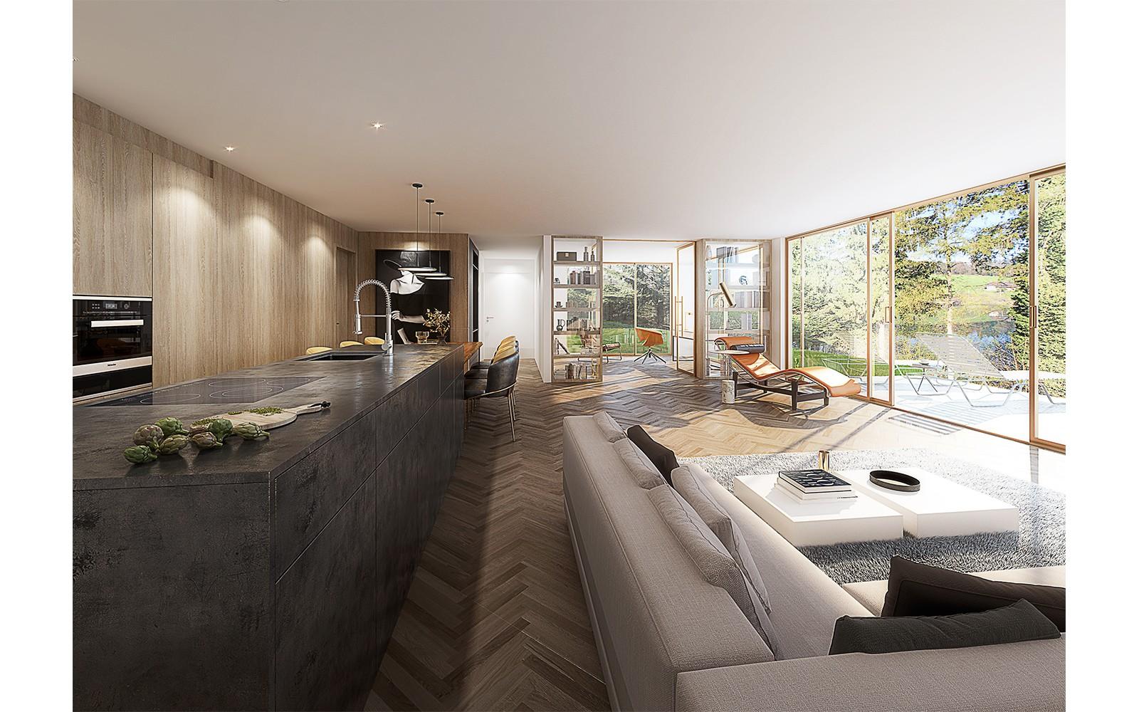 CONSUS Immobilien GmbH - Luzern